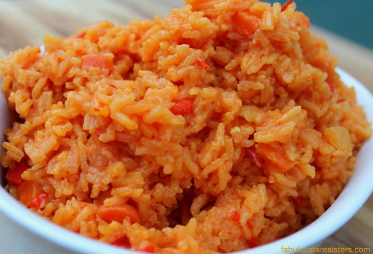 Spanish Yellow Rice