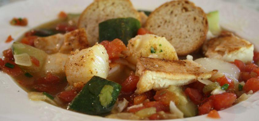 Fish Stew fabulousfaresisters.com