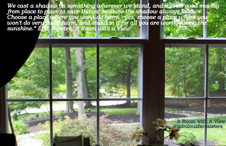 A Room With A View Quote - Day One