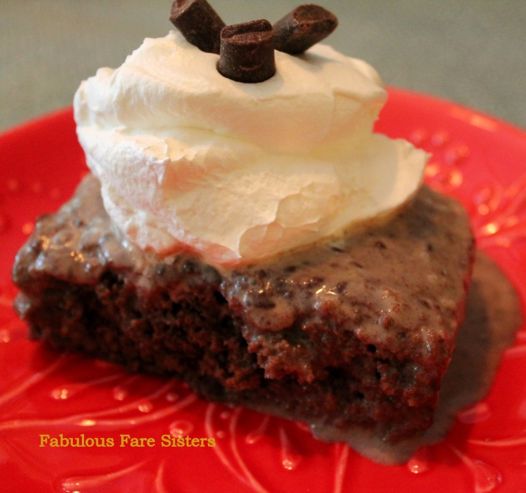 Chocolate Tres Leches