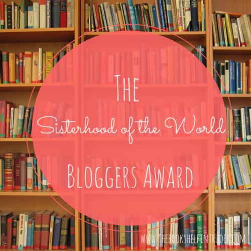 sisterhoodoftheworldbloggersaward