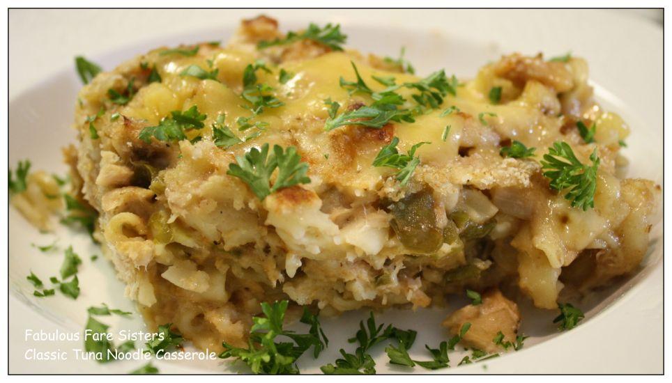Classic Tuna Noodle Casserole 4