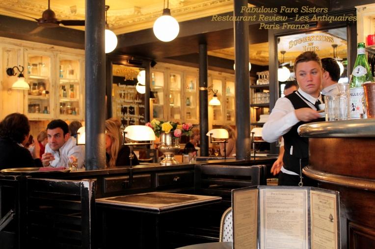 Restaurant Tapas Paris 7