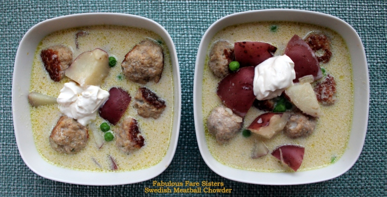 Swedish Meatball Chowder