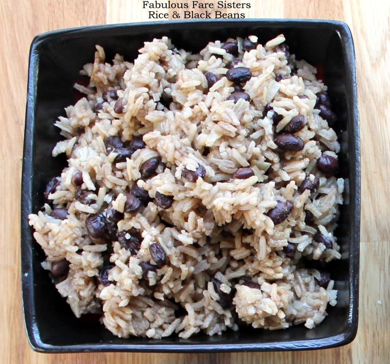 Rice & Black Beans