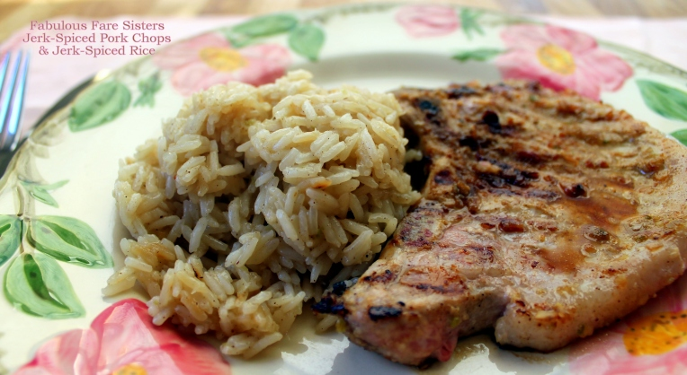 Jerk-Spiced Pork & Rice