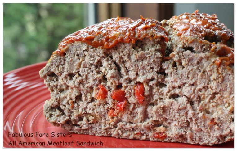 All American Meatloaf Sandwich 2