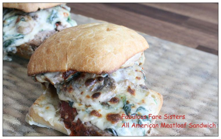 All American Meatloaf Sandwich 3