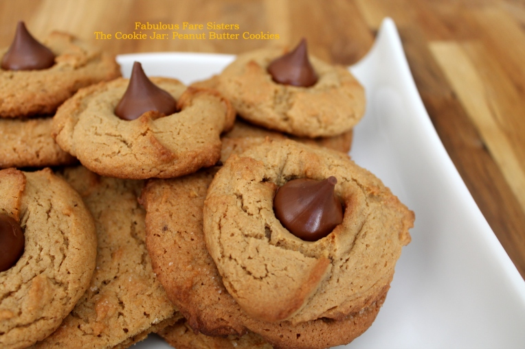 The Cookie Jar: Peanut Butter Cookies