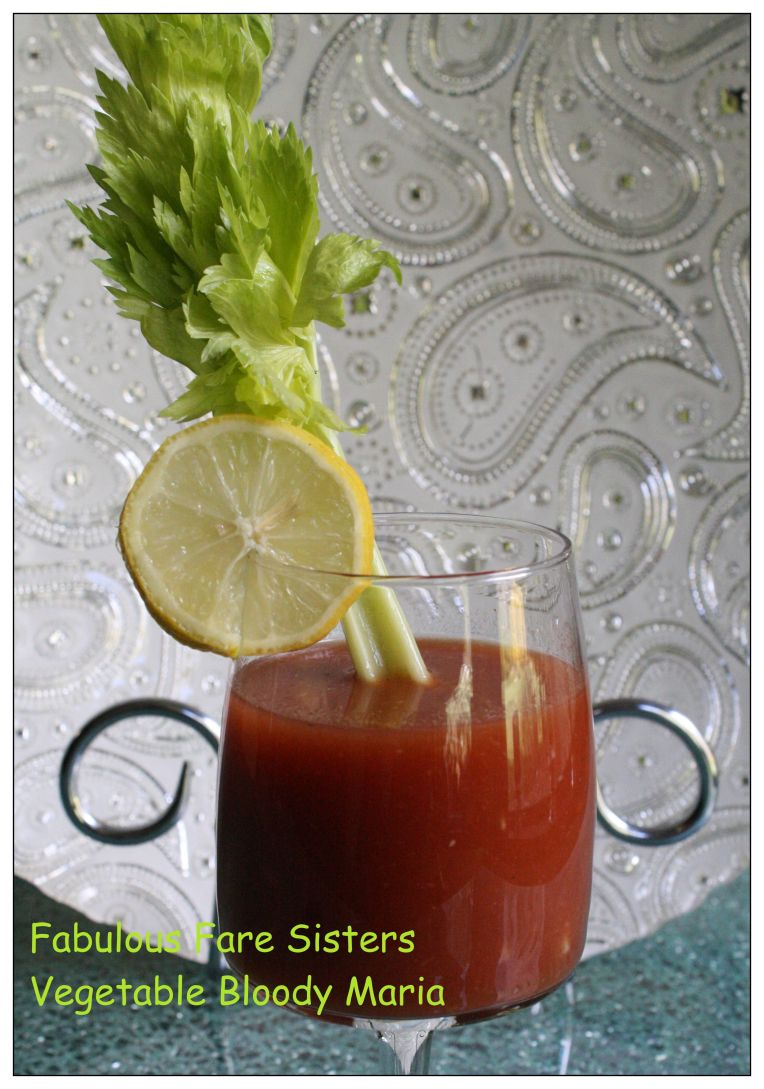 Vegetables Bloody Maria