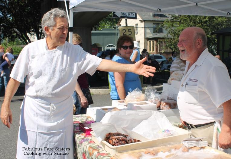 Chef Nunzio - Collingswood Farmer's Market