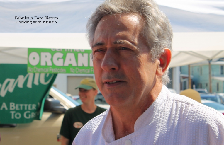 Chef Nunzio Patruno