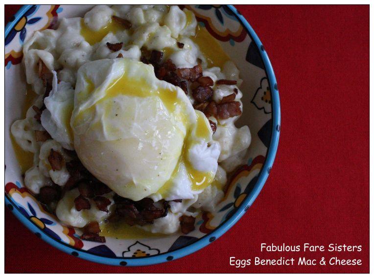 Eggs Benedict Mac & Cheese 5