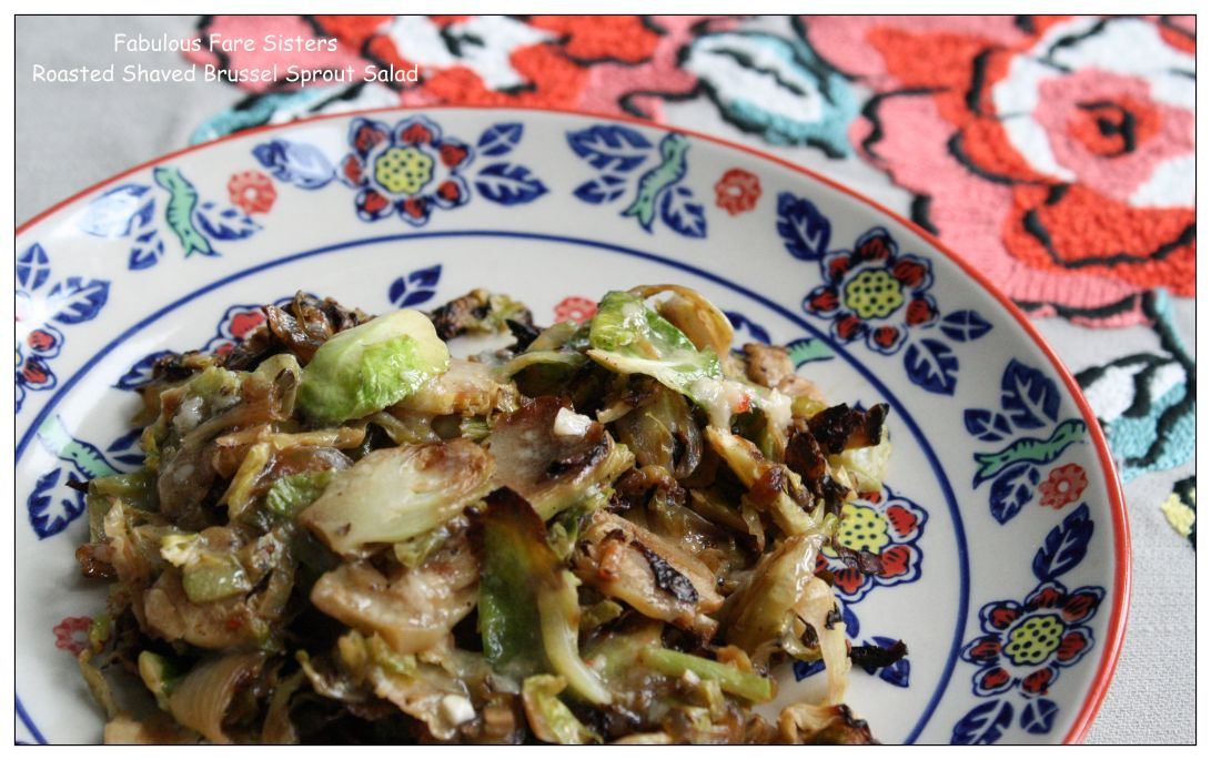 roasted-shaved-brussel-sprout-salad