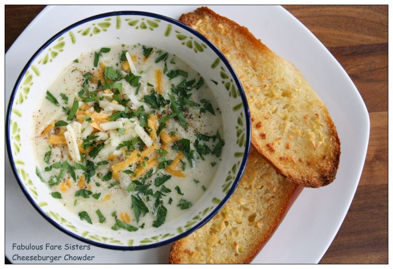cheeseburger-chowder