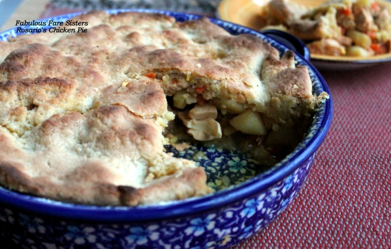 Rosario's Chicken Pie