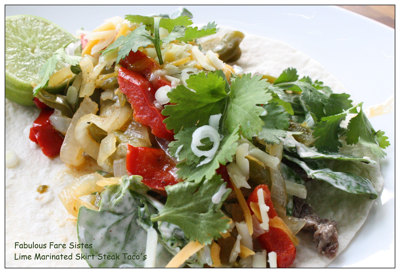 lime-marinated-skirt-steak-tacos