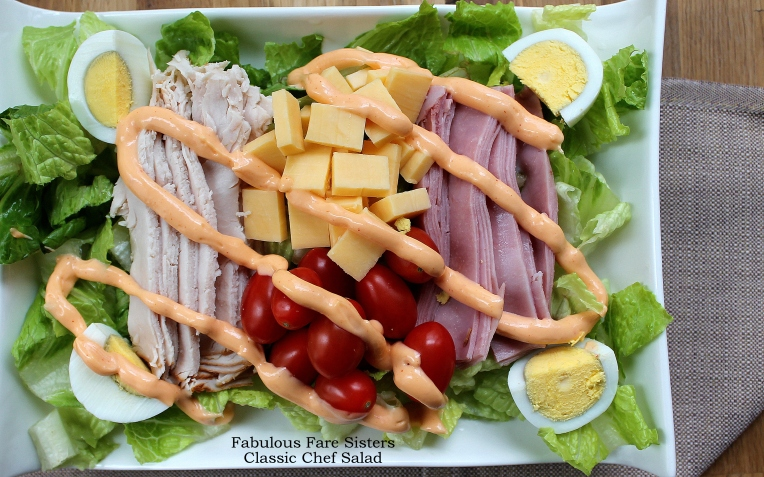 Classic Chef Salad