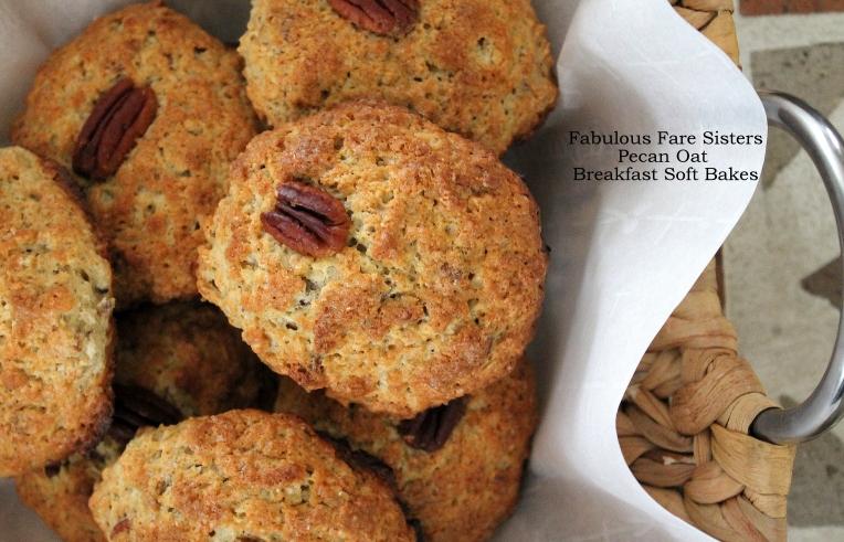 Pecan Oat Breakfast Soft Bakes