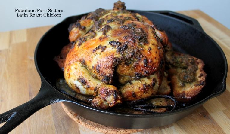 Latin Roast Chicken