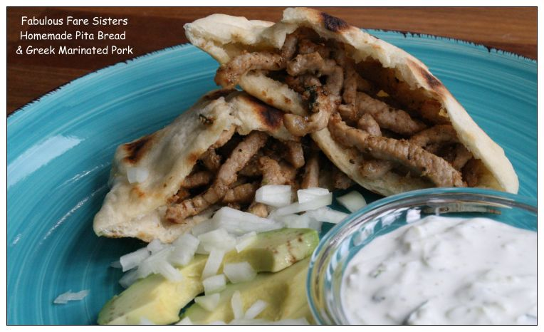 homemade-pita-bread-with-greek-marinated-pork-1