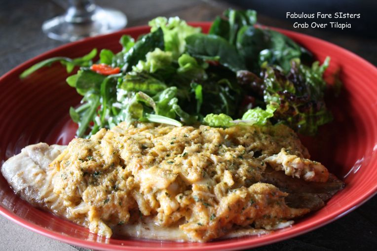 Crab Over Tilapia 1