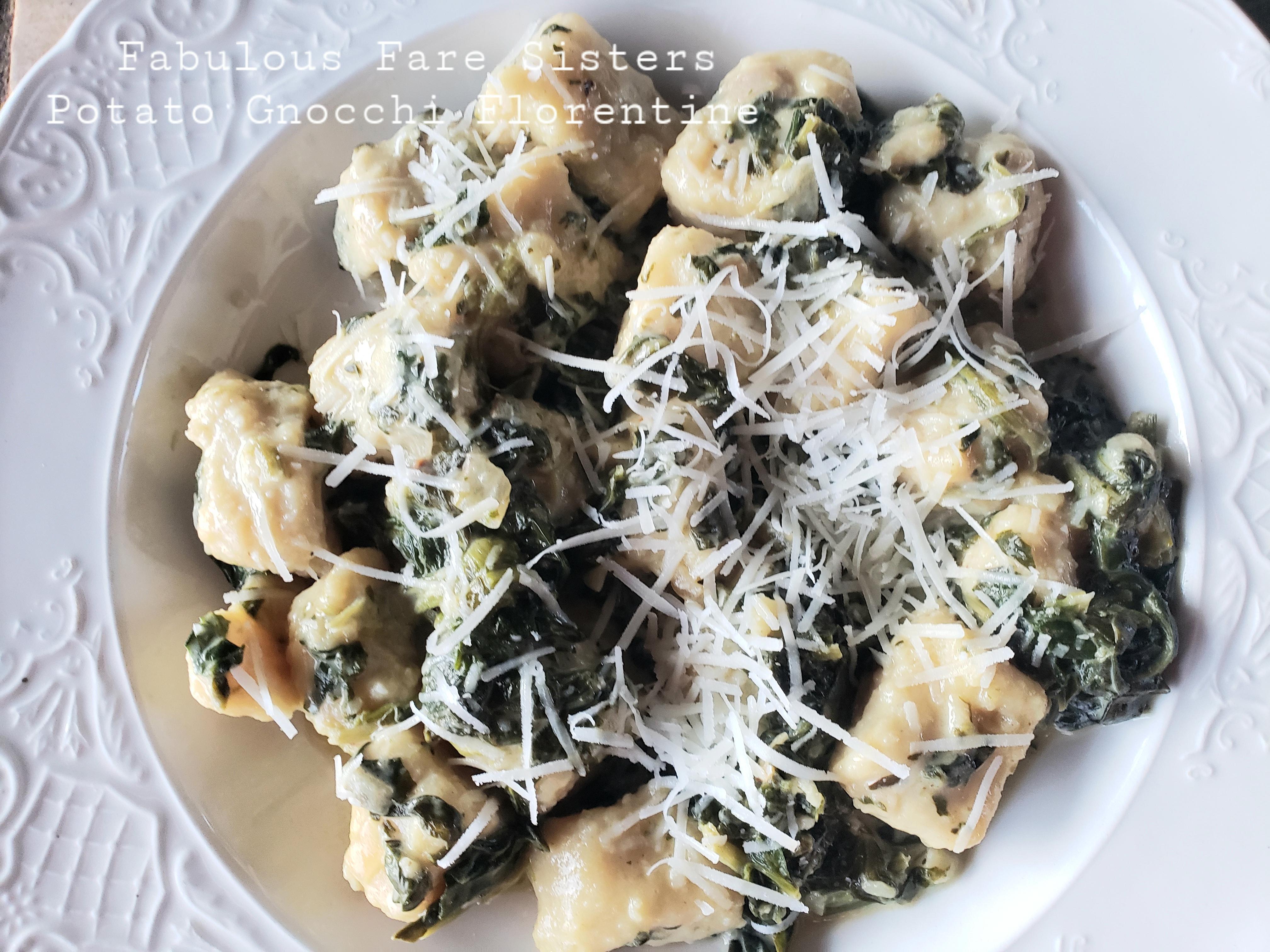 Potato Gnocchi Florentine1